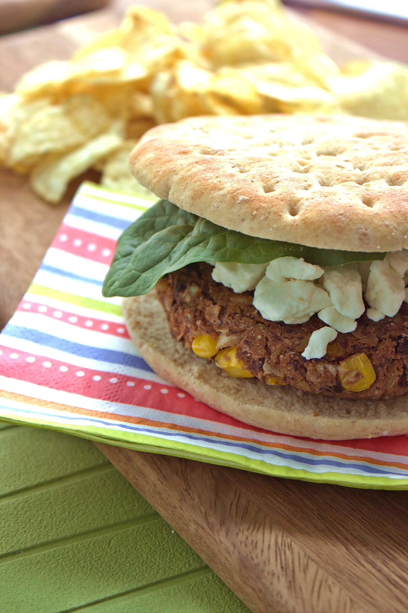 Spicy Black Bean Burgers Inspired By Morningstar Farms And They Cooked Happily Ever After