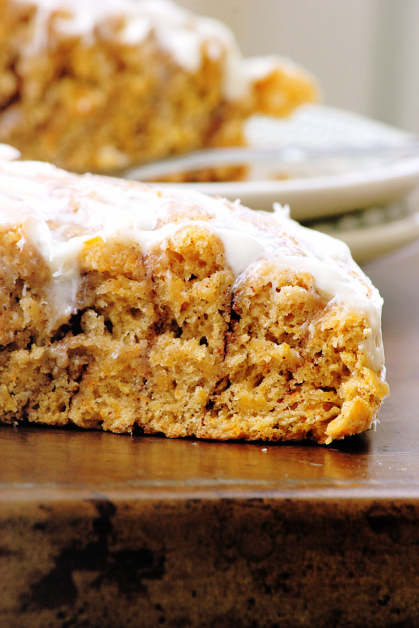Cinnamon Roll Cake With Cream Cheese Frosting Recipe